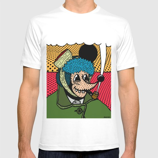 SEVERED EAR.  (Self Portait Of Van Gogh). T-shirt