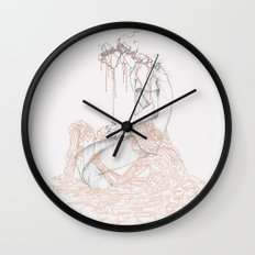 System Overload Wall Clock