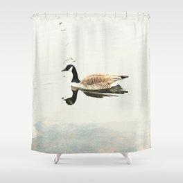 #3 - Canada goose Shower Curtain