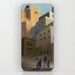 Fantasy Moroccan City iPhone Skin
