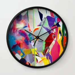 Image of my work #Sageexperience 2014 Wall Clock