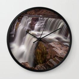 Sgwd y Pannwr Wall Clock