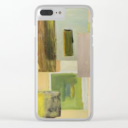Thoughts of Spring Clear iPhone Case