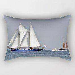 SAILORS WORLD - Baltic Sea Rectangular Pillow