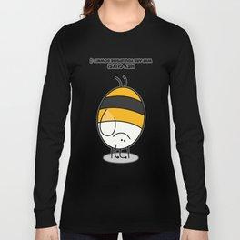 BumbleBee Handstand Long Sleeve T-shirt