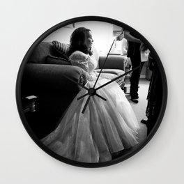 Loretta Lynn Wall Clock