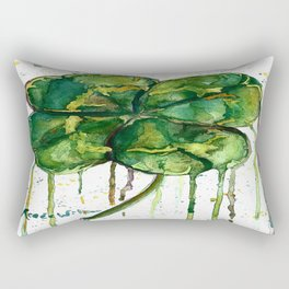 Run O' Luck Rectangular Pillow