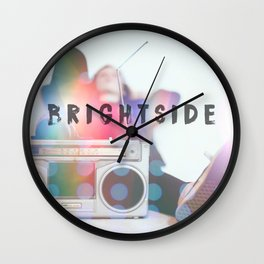 Brightside Wall Clock