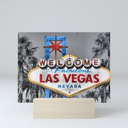 Welcome to Fabulous Las Vegas Mini Art Print