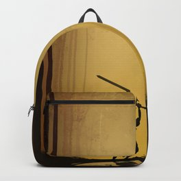Victory over the darkness Backpack