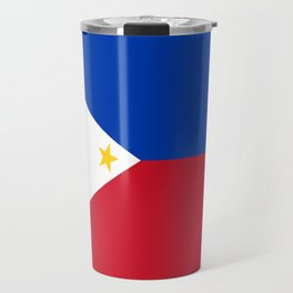 Philippines national flag Travel Mug