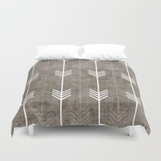 dirty arrows Duvet Cover