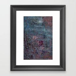 Interaction #1 Framed Art Print