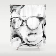 The Visionary #2 Shower Curtain