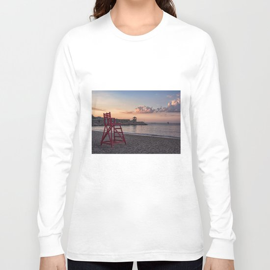 Front Beach After Hours Long Sleeve T-shirt