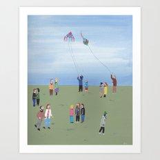 Lonesomeness Art Print