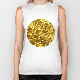 Gold Drops - Sumptuous Biker Tank
