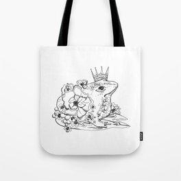 His Royal Highness Tote Bag