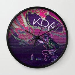 Akali - KDA Wall Clock