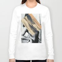 mother Long Sleeve T-shirts featuring Mother by Erin Case