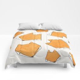 Fox Face Comforters