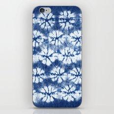 Shibori two iPhone & iPod Skin