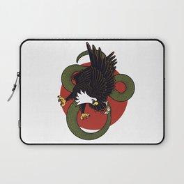 Eagle Vs Snake Laptop Sleeve