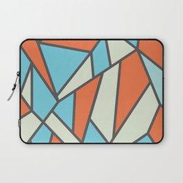 Geometric Colour Pattern V3 Laptop Sleeve