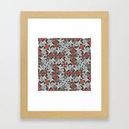 Affordable Quilt Framed Art Print