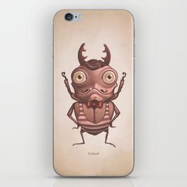 Goliath iPhone Skin