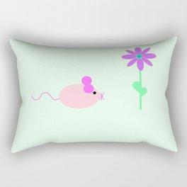 Daisy da Mouse Rectangular Pillow