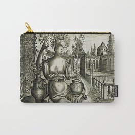Garden of Pleasure Carry-All Pouch