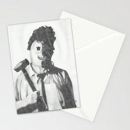 Leatherface. Stationery Cards