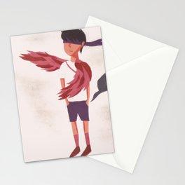 Sardonyx Pink Stationery Cards