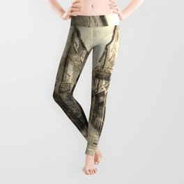 The Shambles York Vintage Leggings