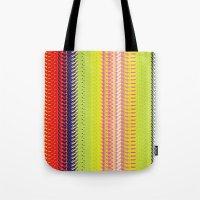 vector Tote Bags featuring Vector Equilibriums by Elias Zacarias
