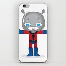 ANTMAN ROBOTIC iPhone & iPod Skin