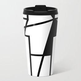 Meaning Cross Metal Travel Mug