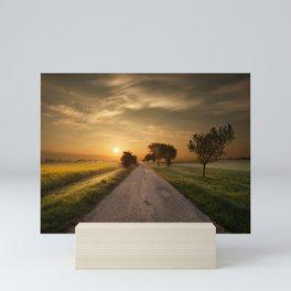 Fields of Gold Mini Art Print
