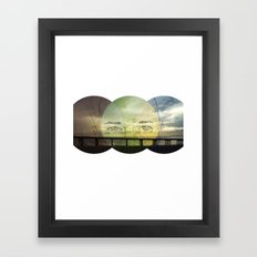 Visions Framed Art Print