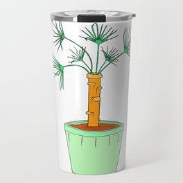Mini Palm Tree Travel Mug