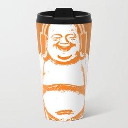 Buddah Beats Travel Mug