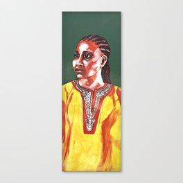 """""""La nostalgique"""" Canvas Print"""