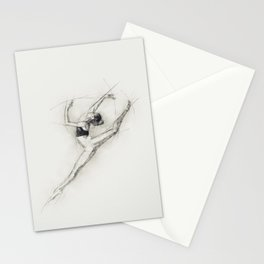 Just dance ... Stationery Cards