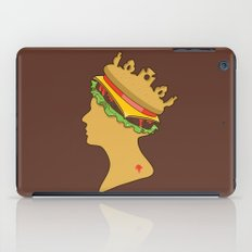 Burger Queen aka Royal With Cheese iPad Case