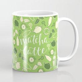 Matcha Latte Coffee Mug