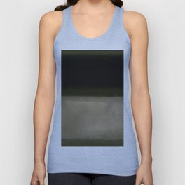 Rothko Inspired #5 Unisex Tank Top