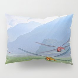 Valley of the Dragons Pillow Sham