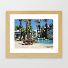 The Caymans Framed Art Print