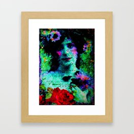 no44 Framed Art Print